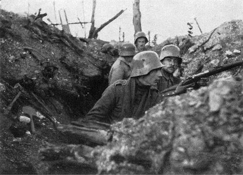 scènes de combat Verdun_12